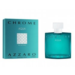 Azzaro Chrome Aqua Eau de Toilette 1.7 oz