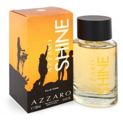 Azzaro Shine Splash Eau de Toilette 3.4 oz