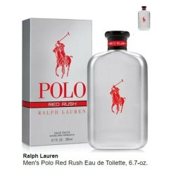 Polo Red Extreme by Ralph Lauren PARFUM for Men 6.7 oz