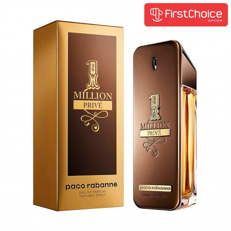 1 Million Prive Paco Rabanne Eau de Parfum 3.4 oz Tester