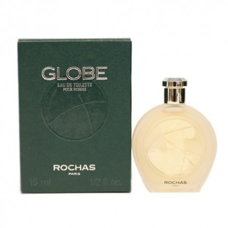 GLOBE Rochas Eau de Toilette for men 0.5 oz