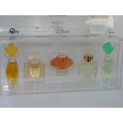 Lalique Les Introuvables Mini Parfums Collection 5 Toilettes