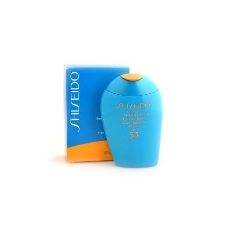 Shiseido Ultimate Sun Protection Face and Body Lotion SPF 50 3.4