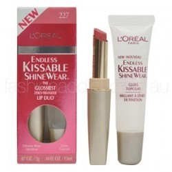 "L'Oreal ""Shine Wear"" Glos a levres 227 Rose"