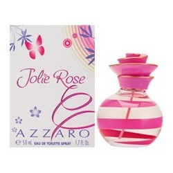 Jolie Rose by Azzaro Eau de Toilette 50 ml