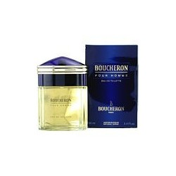 Boucheron for Men Eau de Toilette 3.3 oz