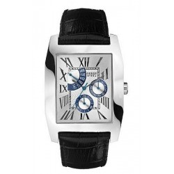 GUESS Steel Montre Homme  G12554G