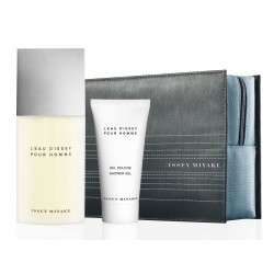 Issey Miyake trousse / sac pour homme