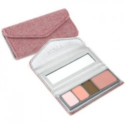 Stila Perfect Peach Palette 3 Ombre A Paupieres + Fard a Joues