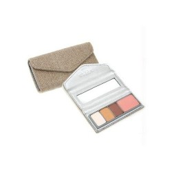 Stila Palette 3 Ombre A Paupieres and Fard a Joues Gold
