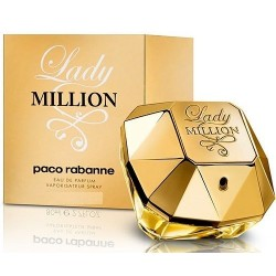 Lady Million Paco Rabanne Eau de Parfum 80 ml