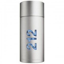 212 Men Carolina Herrera Eau de Toilette 100 ml sans boite