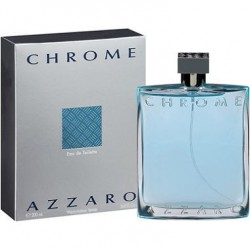 Azzaro Chrome de Loris Azzaro eau de Toilette  200 ml