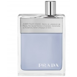 Prada Amber for men Eau de Toilette 1.7 oz Unboxed