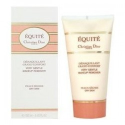 Christian Dior Equite Very Gentle Makeup Remover Dry Skin 5 oz