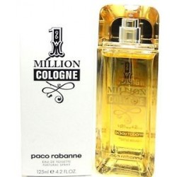 1 Million Cologne Paco Rabanne Eau de Toilette 125 ml Boite Blanc Demo
