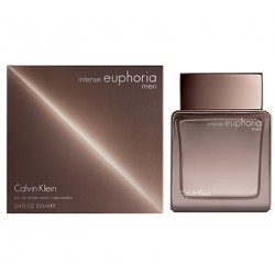 Intense Euphoria Calvin Klein Eau de Toilette for Men 3.4oz
