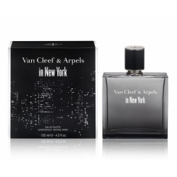 Van Cleef & Arpels  In New York Eau de Toilette p. Homme 125 ml