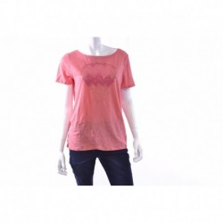 Tommy Hilfiger Women's Cute Pink Balloon Graphic Tee Size XS