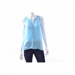 NEW INC Bachelor Button Blue Womens Size SM