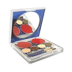 Estee Lauder Pure Color Ombre and Rouge a levres Palette 9x9 cm