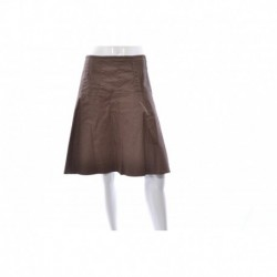 Ralph Lauren Twill Fit-and-Flare Skirt Size L