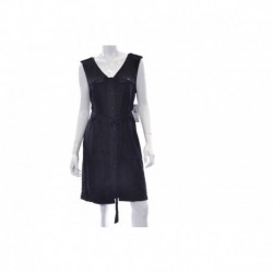 Calvin Klein Jeans Belted Shirt-dress Black Size L