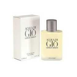 Acqua di Gio Armani Eau de Toilette 200 ml Spray