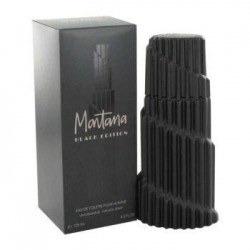Montana Black Edition by Montana Pour Homme  125 ml