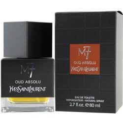 M7 Oud Absolu Yves Saint Laurent Eau de Toilette Men 2.7 oz