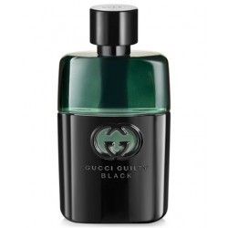 Gucci Guilty Black Eau de Toilette for Men 3 oz Unboxed