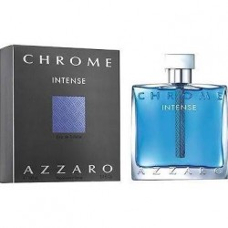 Azzaro Chrome United Eau de Toilette 3.4 oz