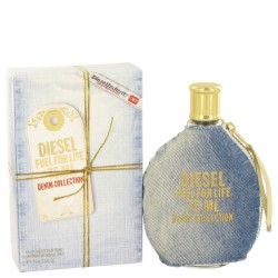 Diesel Fuel for Life Homme Eau de Toilette 50ml Denim Collection