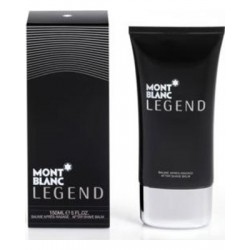 MontBlanc Legend Aftershave Men 3.4 oz Unboxed