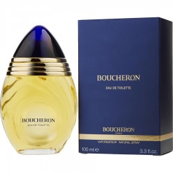 Boucheron Eau de Toilette for Women 3.3 oz 100 ml