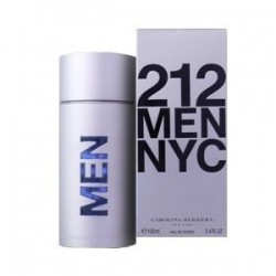 212 Men NYC Carolina Herrera Apres rasage  100 ml