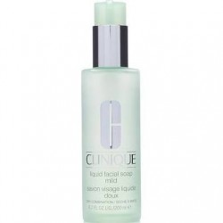 Clinique Liquid Facial Soap  Dry Combination Skin 6.7oz