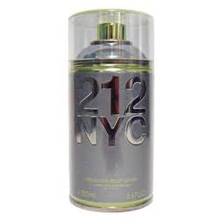 212 NYC Carolina Herrera Seductive Body Spray  8.5 oz