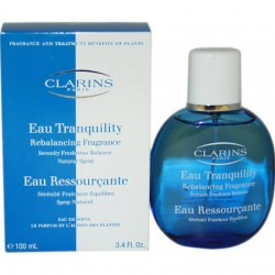 Clarins Eau Dynamisante Invigorating Fragrance 3.4 oz Unboxed
