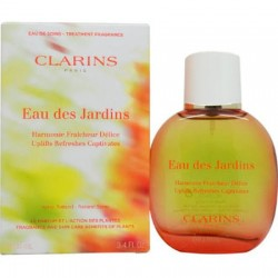 Clarins Eau Ensoleillante    Sunshine Fragrance 3.4 oz