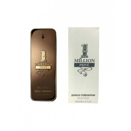 1 Million Prive  Paco Rabanne Eau de Toilette 1.7 oz