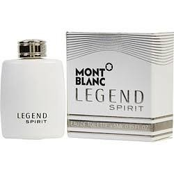 MontBlanc Legend Spirit  Eau de Toilette 3.4 oz  Unboxed