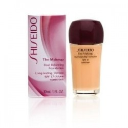 Shiseido The Makeup Fond de Teint Double Controle I 20