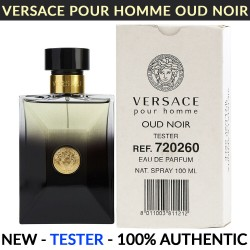 Versace Dylan Blue Eau de Toilette for Men  3.4 oz Unboxed