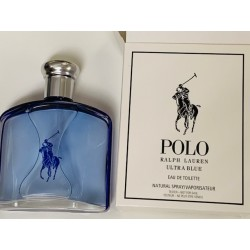 Polo Red INTENSE by Ralph Lauren Eau de PARFUM 4.2 oz Tester