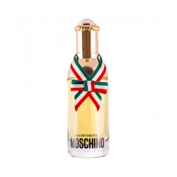 Moschino eau de toilette for woman 2.5 oz no box