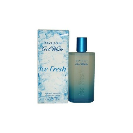 Davidoff Cool Water Ice Fresh Eau de Toilette  4.2